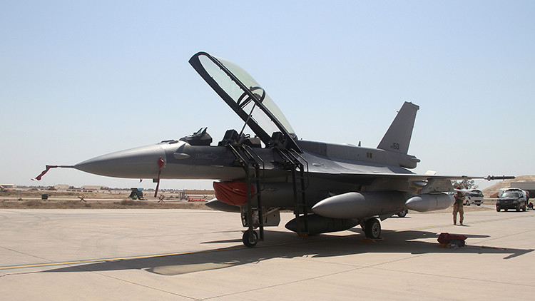 El Pentágono confirma que no hubo víctimas en el accidente de un avión de EE.UU. en Irak