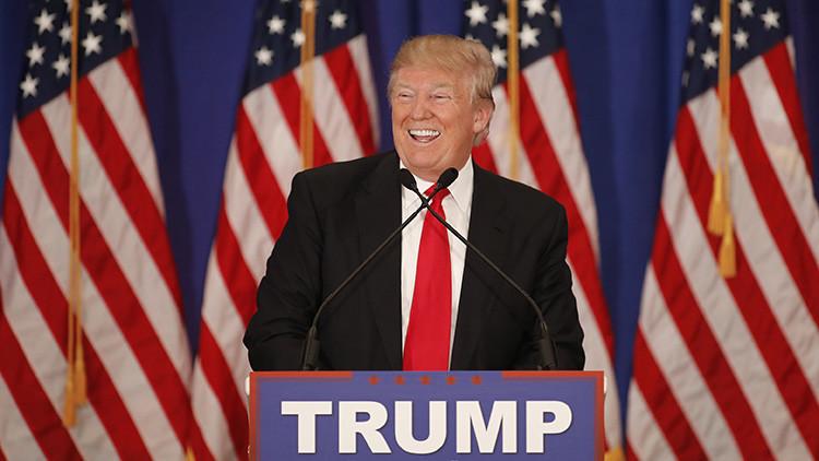 Cinco países a los que podrán 'exiliarse' los estadounidenses si Trump se convierte en presidente