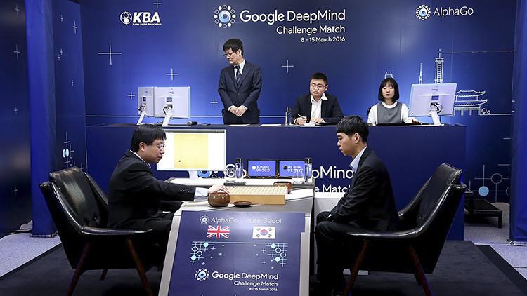 La inteligencia artificial hace historia: AlphaGo, de Google, derrotó al campeón del juego chino go