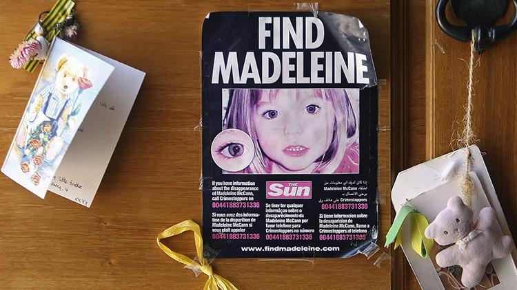 Tras la pista de Madeleine McCann: la niña secuestrada en 2007 habría sido vista en Paraguay