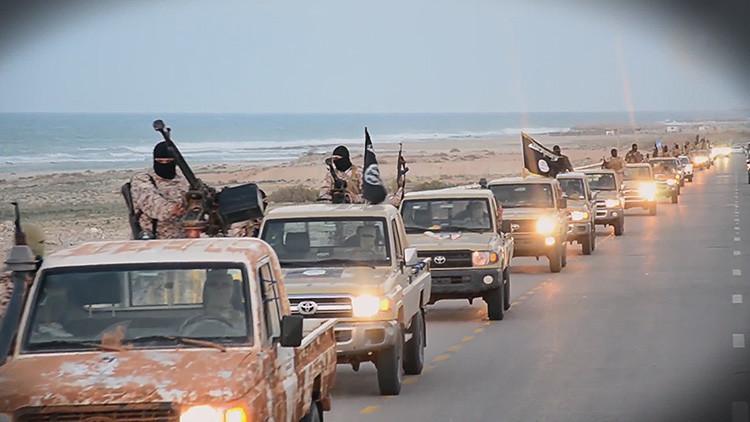 Un terrorista arrestado del EI revela qué armas prohibidas usará el Estado Islámico