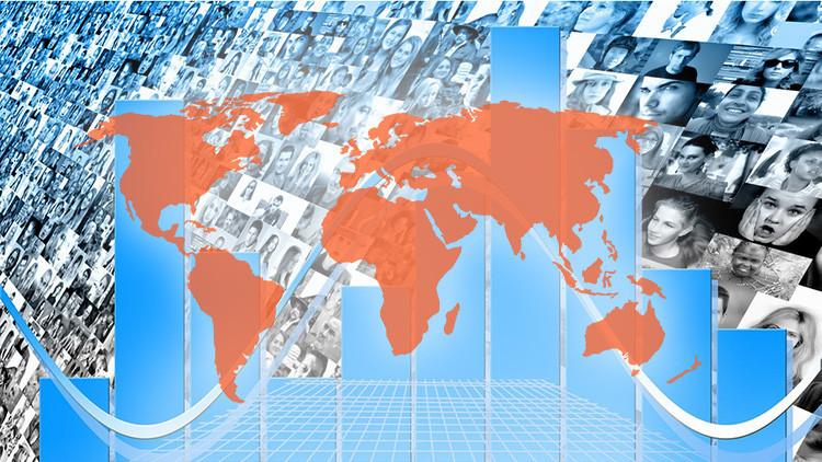 El futuro de las grandes economías resumido en unos segundos