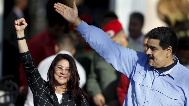 """Nicolás Maduro: """"La derecha ha respaldado el decreto que amenaza a Venezuela"""""""