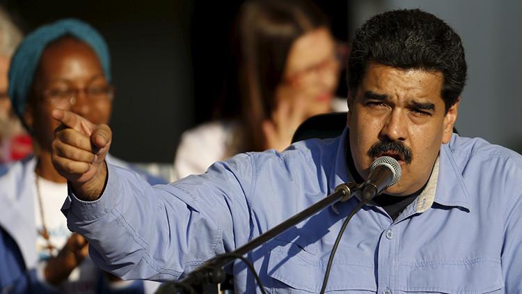 Nicolás Maduro anuncia la retirada del encargado de negocios de Venezuela en EE.UU.