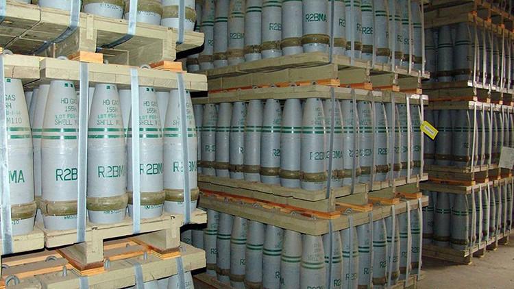 Los kurdos sirios acusan a Turquía de suministrar gas sarín a los rebeldes