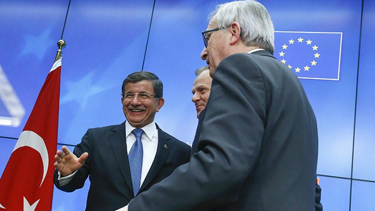 """""""Turquía tiene secuestrada a la Unión Europea"""""""