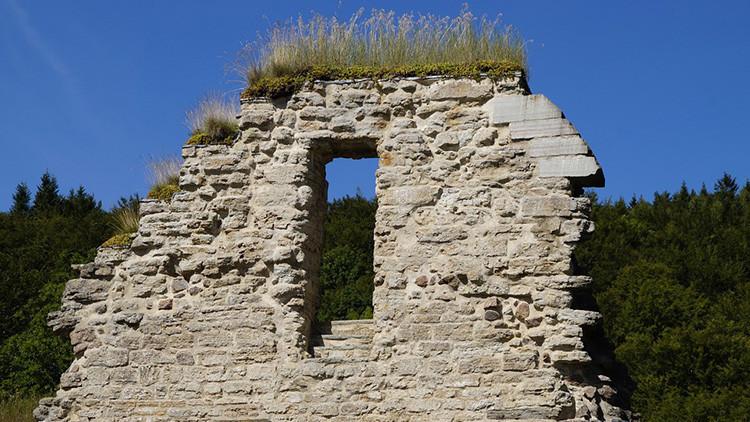 Restauración del castillo de Matrera en España: ¿un nuevo eccehomo?
