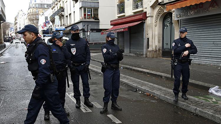 París: Al menos un herido en un tiroteo junto a la Bastille
