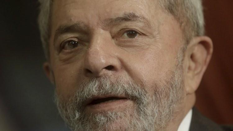 """La Fiscalía de São Paulo pide """"prisión preventiva"""" para Lula da Silva"""