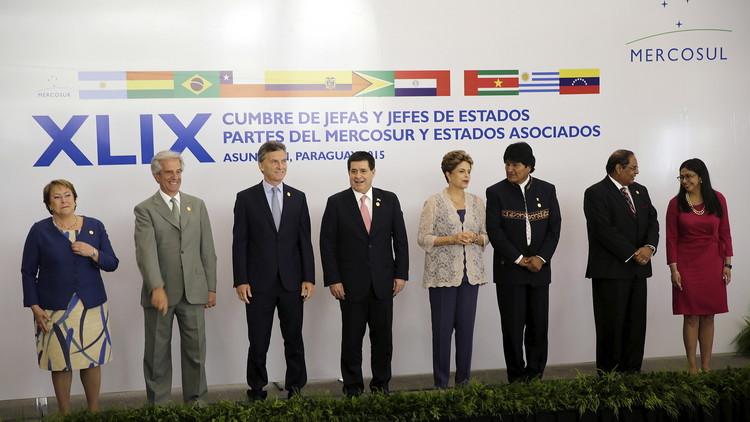 """""""El gran capital trata de romper la integración latinoamericana"""""""