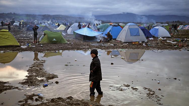 """Presidente: """"Macedonia paga millones por incapacidad de UE en cuanto a los refugiados"""""""