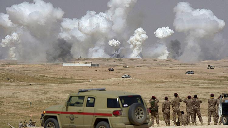 Arabia Saudita saca músculo en el mayor ejercicio militar árabe al noreste del país