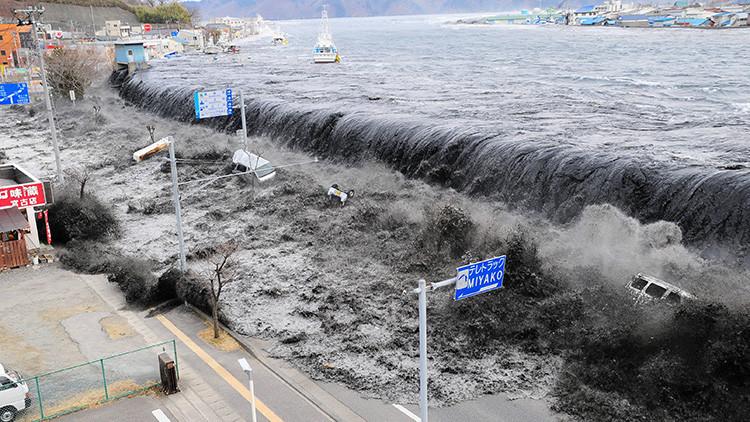 Videos: Así vivió Japón el devastador tsunami que causó la catástrofe de Fukushima en 2011