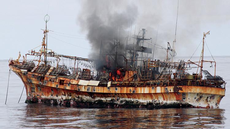 Los desconcertantes objetos que cruzaron el océano Pacífico tras el tsunami de Japón de 2011
