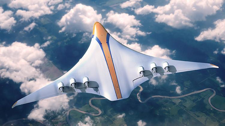 ¿En qué aviones volaremos en 2050?
