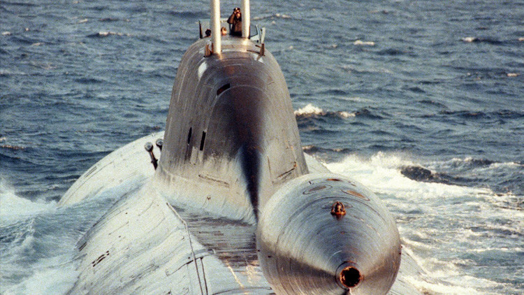 La Flota del Pacífico de Rusia incorporará un nuevo submarino nuclear