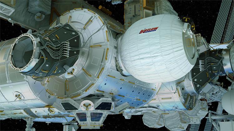 ¿Para qué quiere la NASA lanzar un módulo inflable a la Estación Espacial Internacional? (Video)