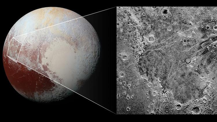 """¿Por qué a Plutón le falta un pedazo?: La NASA encuentra una enorme """"mordedura"""" en el planeta"""