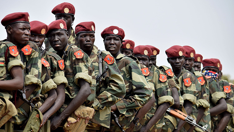 ONU: Sudán del Sur permite a sus soldados violar a las mujeres en lugar de pagarles salario