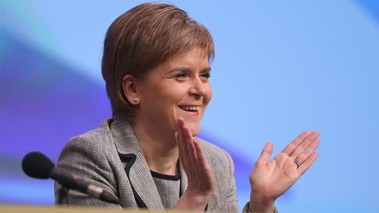 El principal partido de Escocia reactiva la campaña para independizarse del Reino Unido