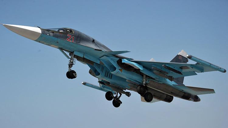 """Pentágono: Rusia está modernizando su aviación militar """"más rápido de lo previsto"""""""