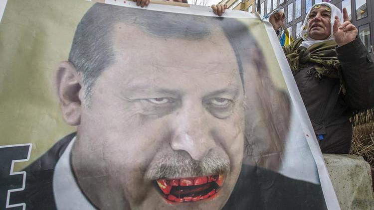 ¿Va el presidente turco camino de volverse un tirano?