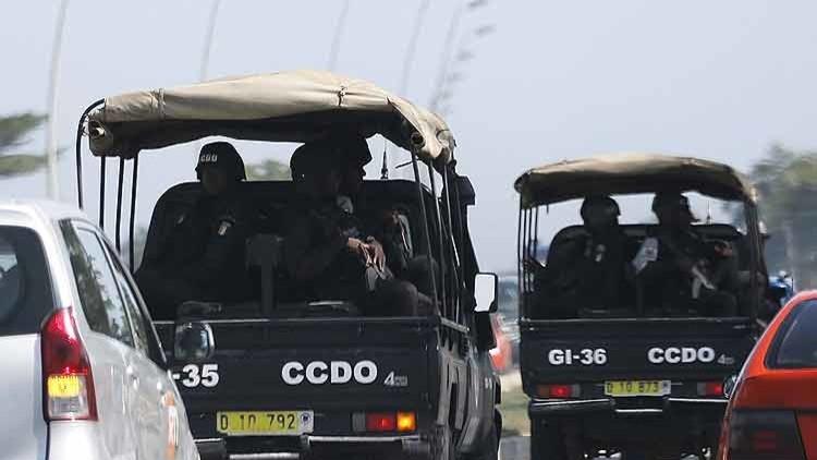 Seis hombres fuertemente armados abren fuego en una playa turística de Costa de Marfil