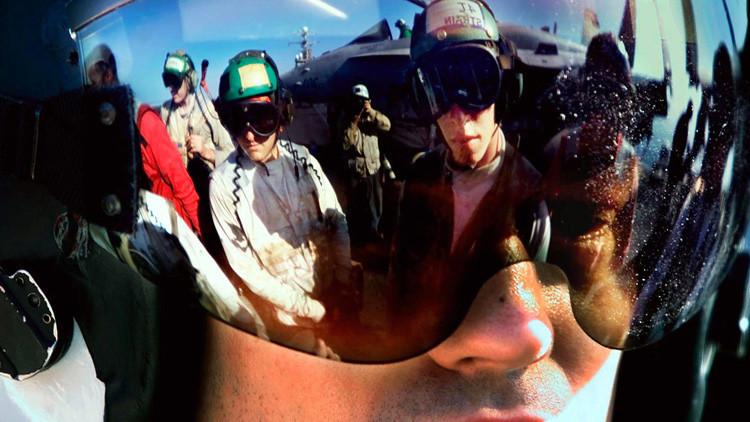 Cascos electrónicos rusos permitirán a los pilotos ver en 360 grados