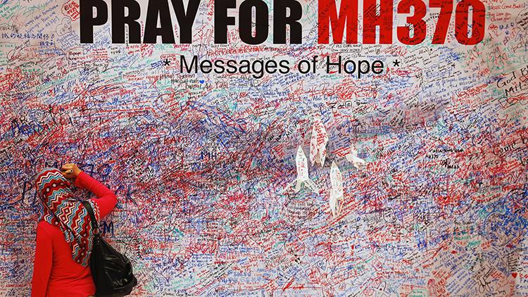 Un adolescente puede haber encontrado parte del avión del vuelo MH370 desaparecido