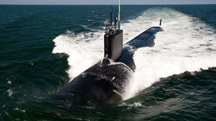 El nuevo submarino de la Marina estadounidense albergará un enjambre de drones