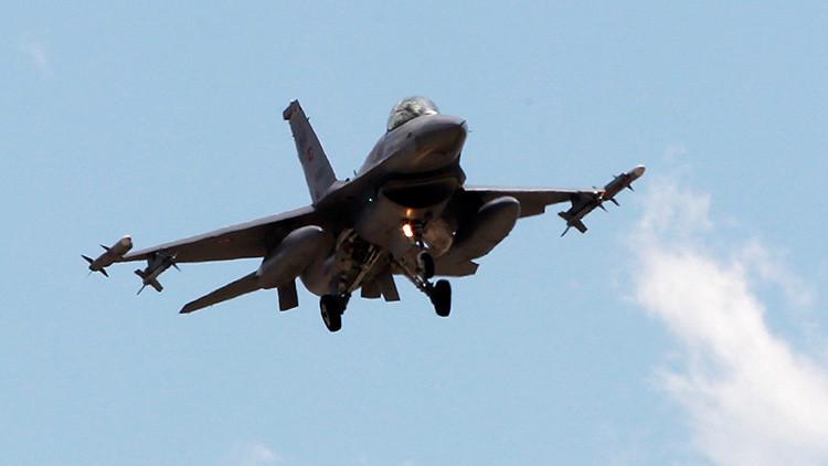 Turquía lanza un ataque aéreo sobre bases kurdas en el norte de Irak