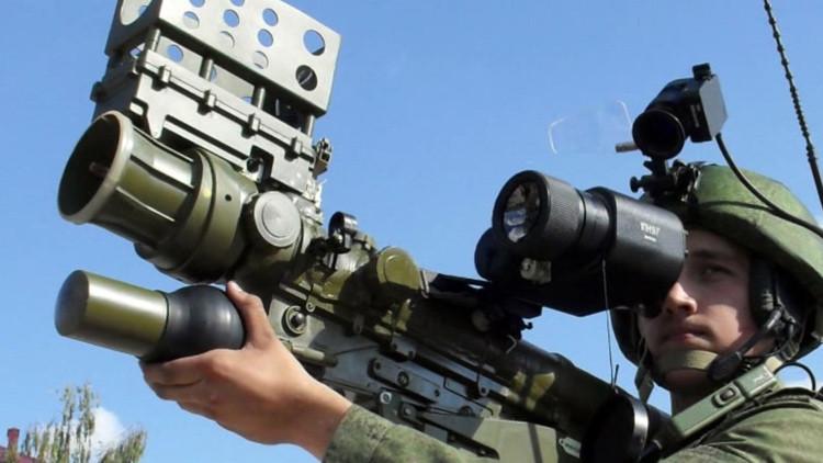 El Ejército ruso recibe misiles portátiles que discriminan señuelos y seleccionan sus blancos