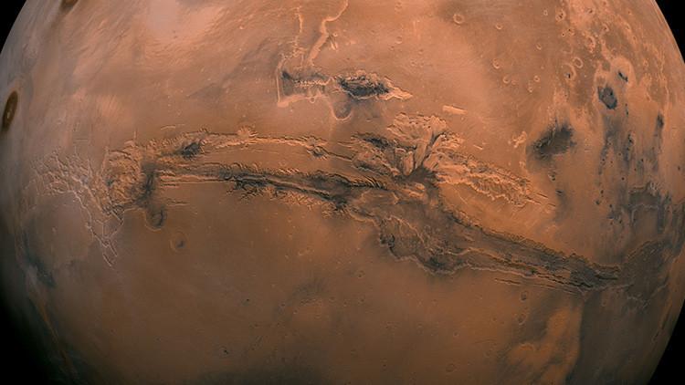 Los científicos revelan la causa de la catástrofe climática en Marte