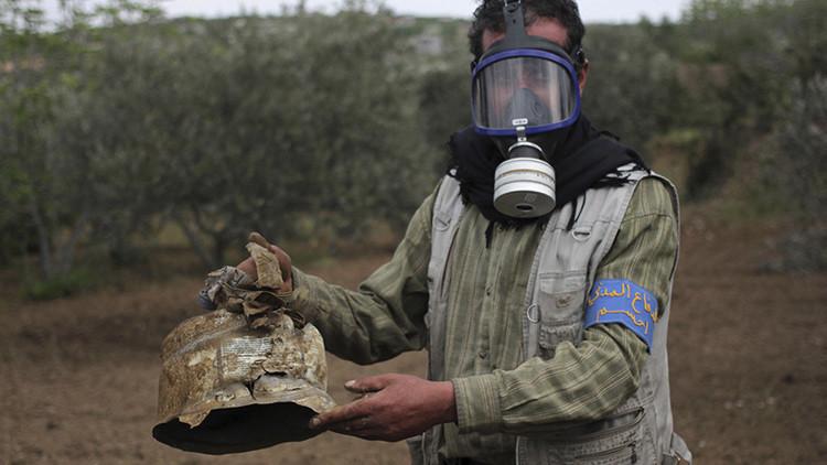 Un informe confirma 161 ataques químicos desde el comienzo de la guerra en Siria