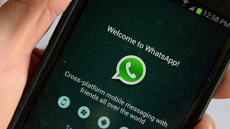 Estados Unidos busca la posibilidad de acceder a los datos de WhatsApp