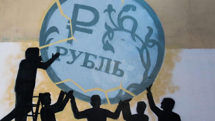 ¿Cambio de curso? Occidente apuesta por el crecimiento del rublo