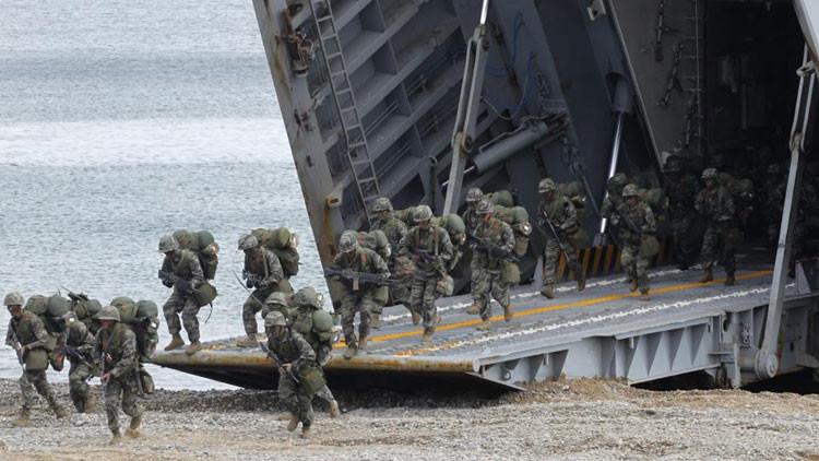 EE.UU. tiene un plan secreto en Asia, cuyo objetivo pasa por provocar a Corea del Norte