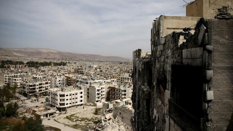 Terroristas del Estado Islámico atacan a periodistas de RT en Siria (Video)
