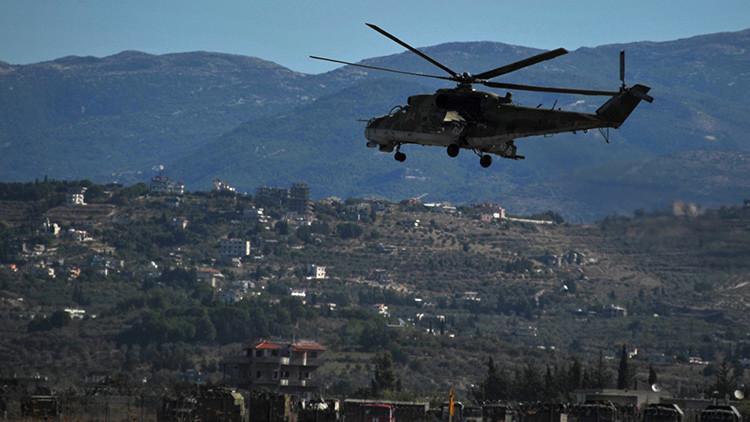 """""""El cambio brusco de la situación en Siria se debe al poder inteligente aplicado por Rusia"""""""