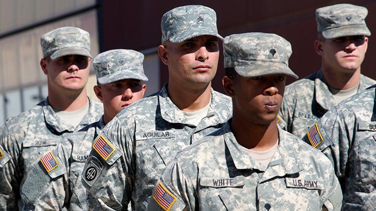Los militares de EE.UU. revelan cuál es su candidato favorito para la Casa Blanca