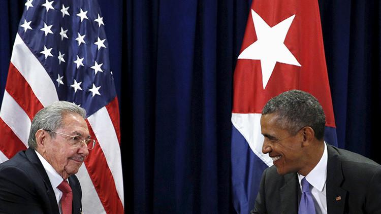 EE.UU. suaviza las restricciones sobre Cuba antes de que Obama visite la isla