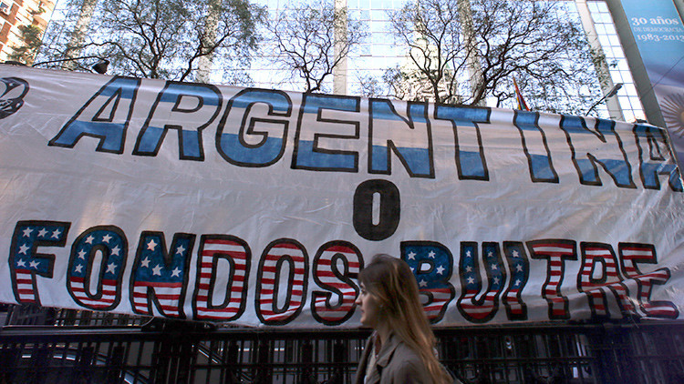 """""""No volvamos al fondo"""", el mensaje de artistas argentinos contra el acuerdo con los acreedores"""