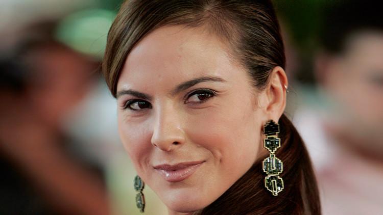 """Kate de Castillo: """"El Chapo me veía con una mirada penetrante que me atravesaba el cráneo"""""""