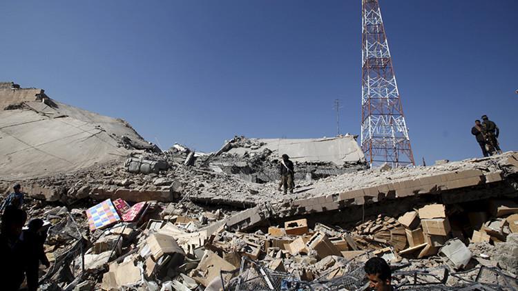Yemen: Más de 40 muertos y 74 heridos tras unos ataques aéreos sauditas