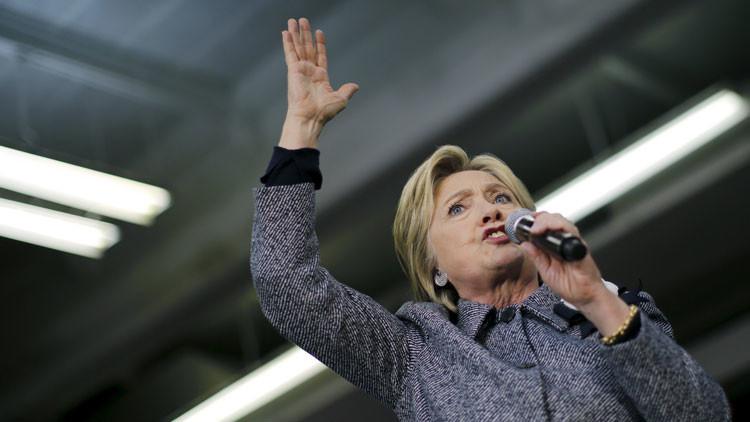 """¿Memoria selectiva? Clinton declara que EE.UU. """"no perdió ni a una sola persona"""" en Libia (Video)"""