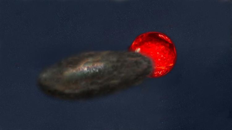 Los científicos rusos descubren una estrella eclipsada por un objeto enigmático
