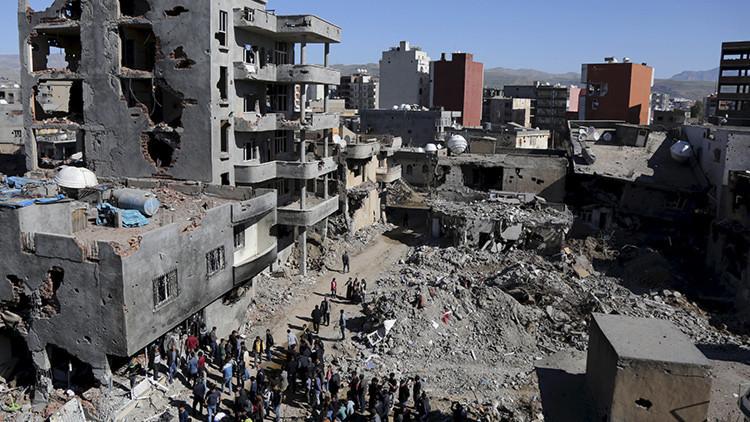 """""""El mundo debe llevar a Erdogan ante la justicia por las matanzas de kurdos"""""""