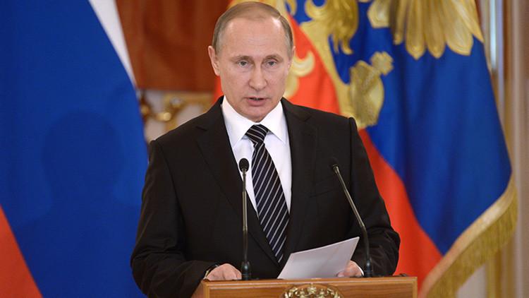 Putin anuncia cuánto costó el operativo ruso en Siria