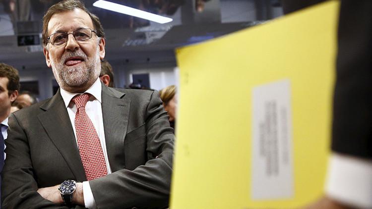 Rajoy vuelve a soltar otra de sus 'perlas' lingüísticas