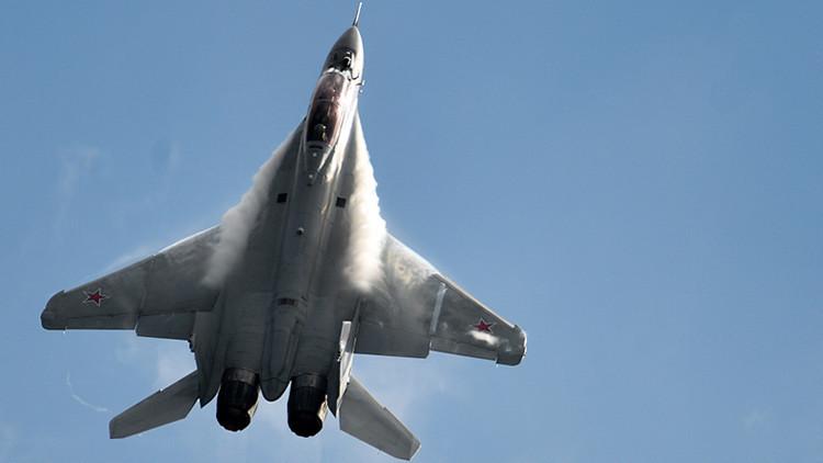 La Fuerza Aérea rusa recibirá nuevos MiG-35: ¿cómo es este avión?